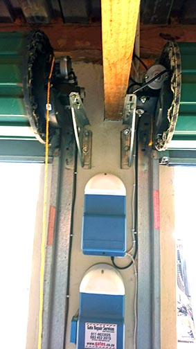Garage Door Automation